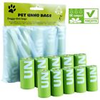 Poop Bags Environment Friendly Pets N Bags Unscented Dog Waste Bag, Refill Rolls