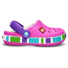 Crocs Kids Crocband Lego Mammoth Fleece Clog