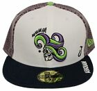 New Era 59Fifty Suicide Squad Joker Street Fitted Cap