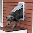 Patio Pacific Endura Flap Dog Door for Walls - Small to Extra Large Sizes