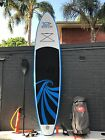 Jetocean Inflatable Surfboard SUP 11'6 Paddle pump