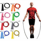 Fitness Adjustable Speed Skipping Jump Rope Boxing Exercise Crossfit Steel Cable