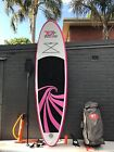 Jetocean 9' Inflatable SUP Surfboard with paddle and pump