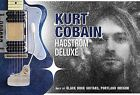 Kurt Cobain Owned Played Authentic Hagstrom Blue Sparkle Deluxe Nirvana Guitar