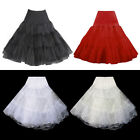 "26"" 50s Retro Swing Vintage Petticoat Rockabilly Tutu Fancy Net Underskirt"