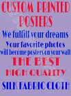 customize your own poster - Custom Printed Your Own Wide Or Square HQ Silk Poster Various Sizes Available ♡