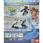 Bandai Action Base 2 - Sparkle Clear Red / Clear Blue 1/144 Gundam Model Kit