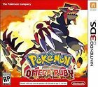 Pokemon Omega Ruby for Nintendo 3DS BRAND NEW FACTORY SEALED GAME