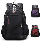 "Men's Travel Rucksack Notebook 15.6"" Laptop Backpack Hiking Swiss Faction Bag"