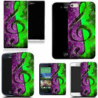 art case cover for many Mobile phones - abstract note silicone