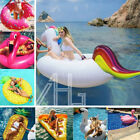 Giant Inflatable Water Float Raft Swimming Pool Lounger Beach Fun Sports Toys