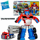17' Playskool Heroes Transformers Optimus Prime Rescue Trailer Bots Truck Toy - Time Remaining: 4 days 7 hours 40 seconds