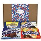 Cookie Dough Bites American Chocolate Selection Gift Box - 4 Packs Perfect Gift