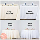 10 pcs polyester tablecloth bulk for party