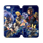 Kingdom Hearts G style coolest phone shell case for Iphone 5s /5c/6/4s WE715