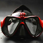 Diving Mask Scuba Snorkel Goggles Face Glasses Mount for GoPro Hero 3 3& 4 2 1