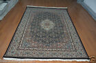 Indian 10/10 Hand Knotted Persian Bidzar Wool Oriental Carpet Area Rug Teppich