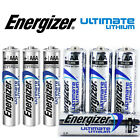 SHRINK PACK ENERGIZER ADVANCED LITHIUM BATTERIES LR6 L91 LR03 AA/AAA BATTERIES
