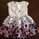 NWT Gymboree Outlet Girls Away We Go Hot Air Balloon Dress Size 4 7 8 10