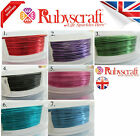 Craft/Jewellery Wire Non-Tarnish Colour Wire 26g or 20g Gauge - Choose Colour