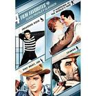 ELVIS Classics 4 Film Favorites 2-Disc NEW Charro Stay Away Joe Jailhouse Rock +