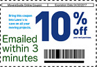 ONE (1X) Lowe's 10% OFF Printable-Coupons for Lowes -exp 4 30 17 - FAST Delivery