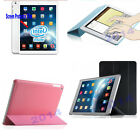 "Ultra Slim PU Leather Case Folio Cover Stand For 9.7"" onda V989 Tab +Screen Film"