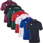 Canterbury CCC Polo Shirt Quick Dry 100% Polyester Training Golf Rugby  E533783