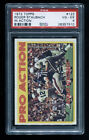 1972 Topps In Action #122 Roger Staubach RC rookie HOF *PSA 4