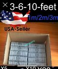 3 /6 /10ft- 10x 8 Pin USB Charger Cord Cable for iPhone 6 5S 5 5C  6Plus/5s SE.7