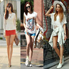 Hot fashion new women's casual candy colour 5 size shorts short jeans pants
