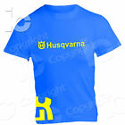 T-Shirt Husqvarna motorcycles 701 Supermoto FC Cross Enduro FE 501 450 Maglia