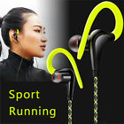 New In-ear Sports Running Earphones Music Headphones Earbuds with Mic for Phones