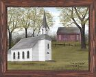 Faith and Freedom, framed print, by artist, Billy Jacobs (BJ1123)