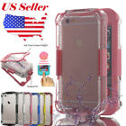 US Waterproof Shock Dirt proof Protective Case Full Cover For iPhone 7 6 6s Plus