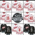 NWT Detroit Red Wings NHL Centennial Classic 100th Anniversary Premier Jersey