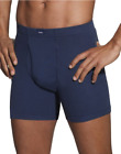 2 Hanes Classics Men's Dyed Boxer Briefs with ComfortSo