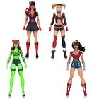 DC Collectibles, Bombshells - Harley Quinn, Batgirl, Poison Ivy, Wonder Woman