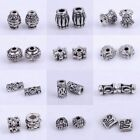100 Silver Spacer Beads For Jewellery Making Different Styles BUY 3  GET 4