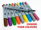 Copic Ciao Twin Tip Marker Pens ( All Colours - Codes RV, V, W, Y )