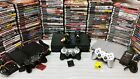 Playstation 2 PS2 Console System with games Fat original Slim Black Silver  фото