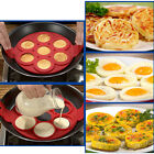Pancake Pan Flip Non Stick Perfect Breakfast Maker Egg Omelette Flipjack Tools