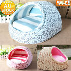 Winter Soft Warm Comfy Dog Puppy Cat Teddy Pet Bed slippers House zfdve