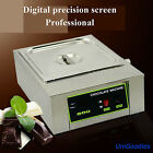 Chocolate Melting Machine 1 Pot Fondue Melter Pastry Caterer Commercial Electric cheap