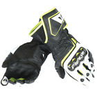 Dainese Carbon D1 Long Gloves - Fluo Yellow -  Official Dainese Store