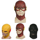 DC The Flash Allen Reverse-Flash Zoom Full Face Mask Cosplay Props Halloween Lot