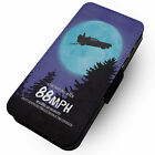 88mph Movie Time Travel-Printed Faux Leather Flip Phone Cover Case-Marty Doc #1