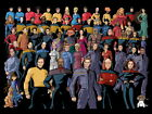 Star Trek The Original Series Characters Cast Huge Giant Wall Print POSTER