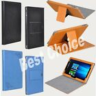 "Print PU Leather Folio Stand Case Cover for 11.6"" Jumper EZpad 6 Tablet PC W0Y5"