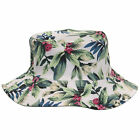 RAIN FOREST / OLIVE GREEN, 2 IN 1 REVERSiBLE BUCKET HAT
